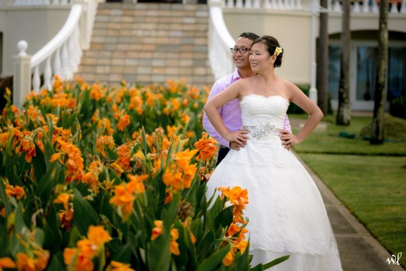 wedding in hotel